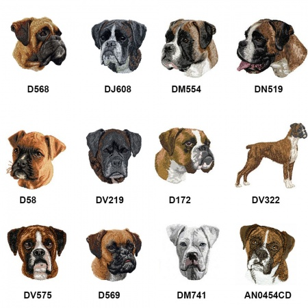 Boxer Dog Personalised Dog Blanket Designer Prints